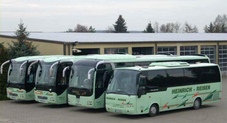 Bus mieten Dessau Wittenberg