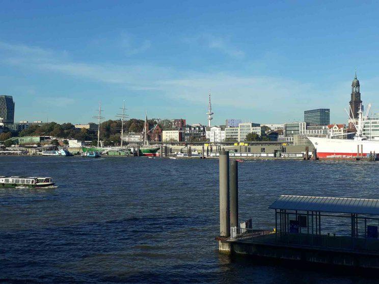 Hamburger Hafen 2019