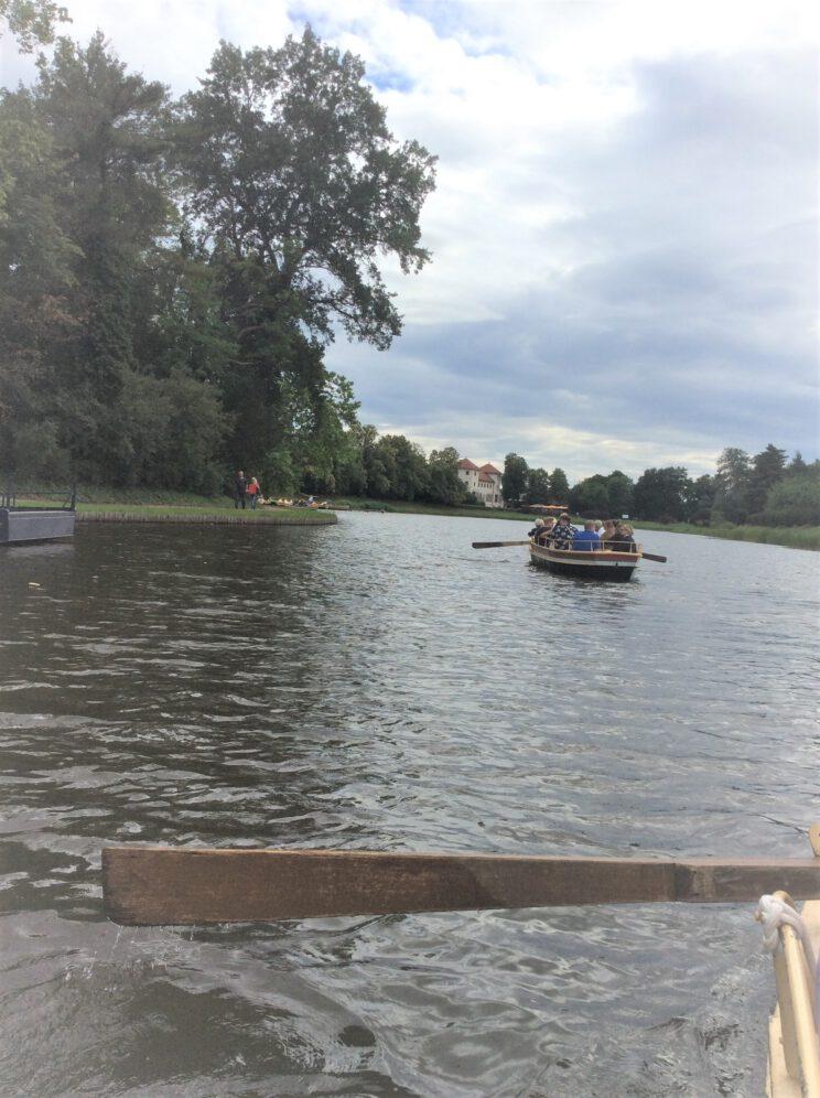 See von Wörlitz mit Gondel